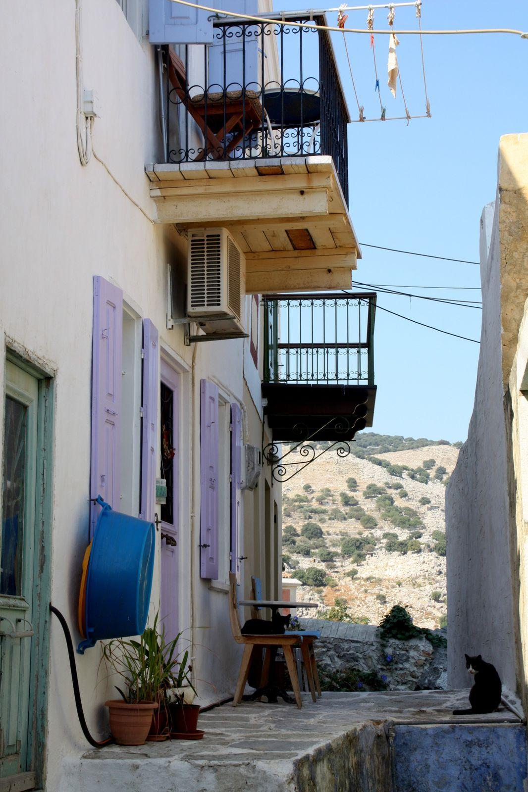 ALBUM - GRECE 2011 : SYMI et RHODES