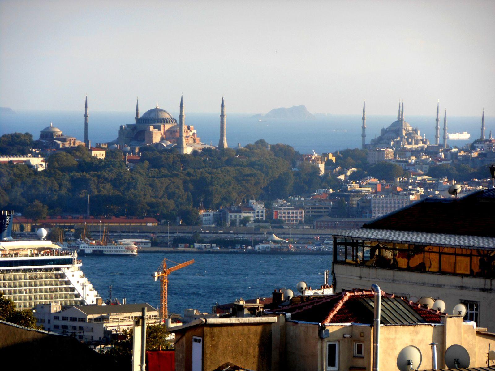 ALBUM - TURQUIE 2014 : ISTANBUL