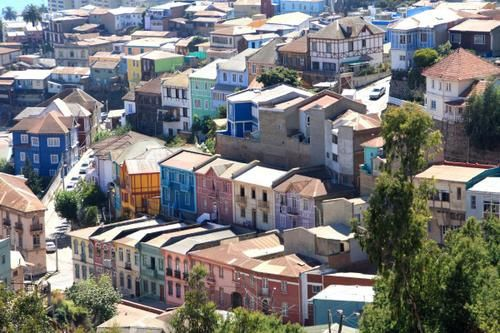 ALBUM - CHILI 2009 :  VALPARAISO ET REGION DE LA SERENA