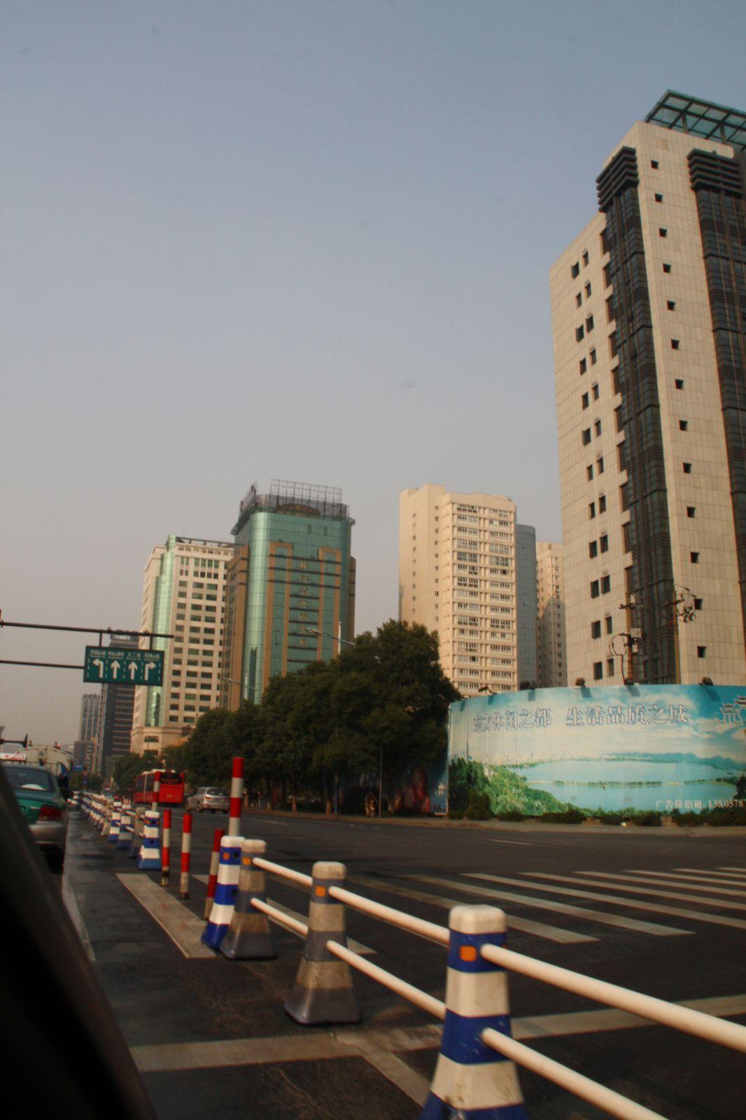 ALBUM - CHINE 2010 : UN PETIT PLUS DE HANGZHOU