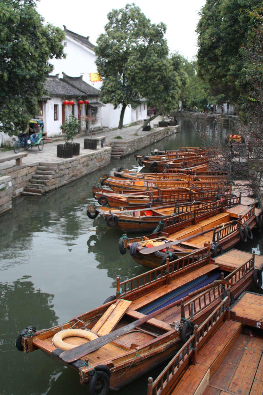 ALBUM - CHINE 2010 : SUZHOU et TONGLI