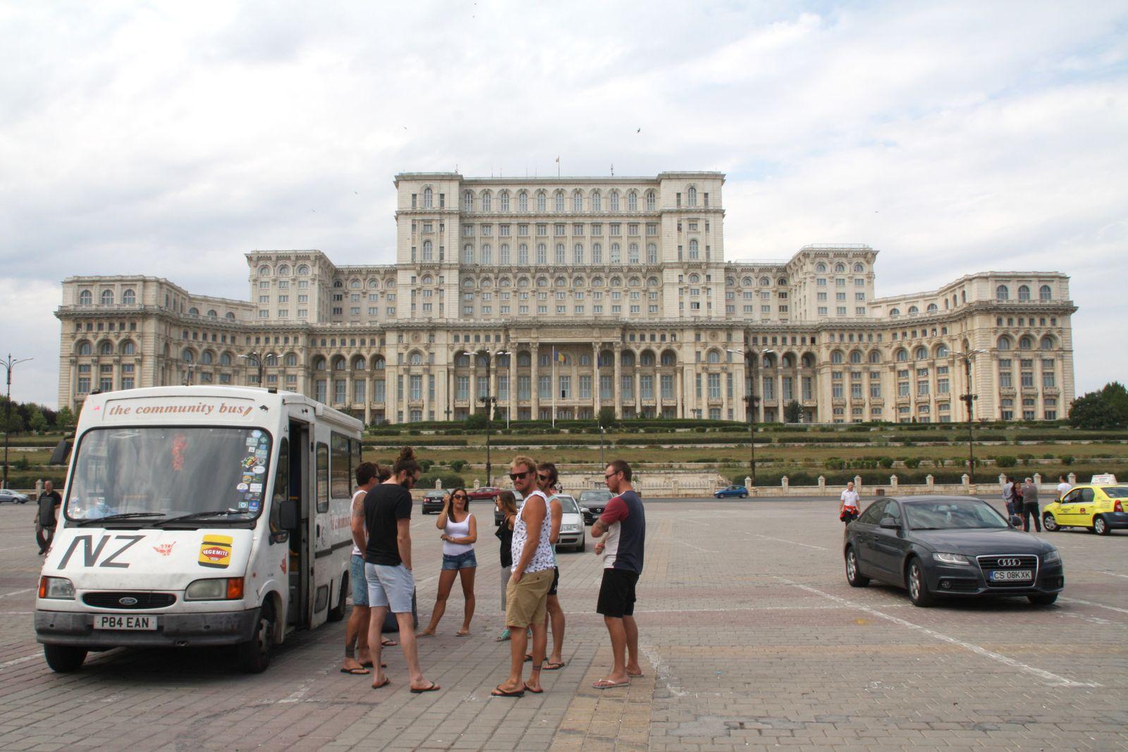 ALBUM - ROUMANIE 2014 : Transylvanie, Bucarest
