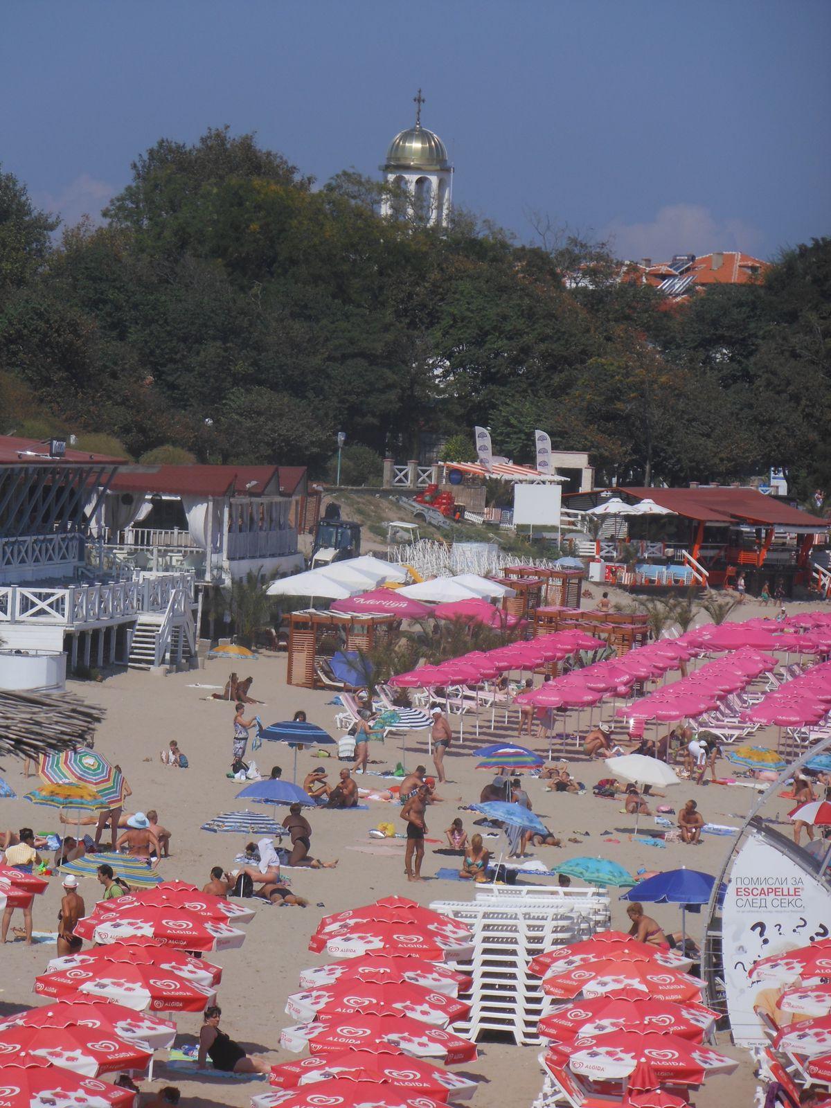 ALBUM - BULGARIE 2014