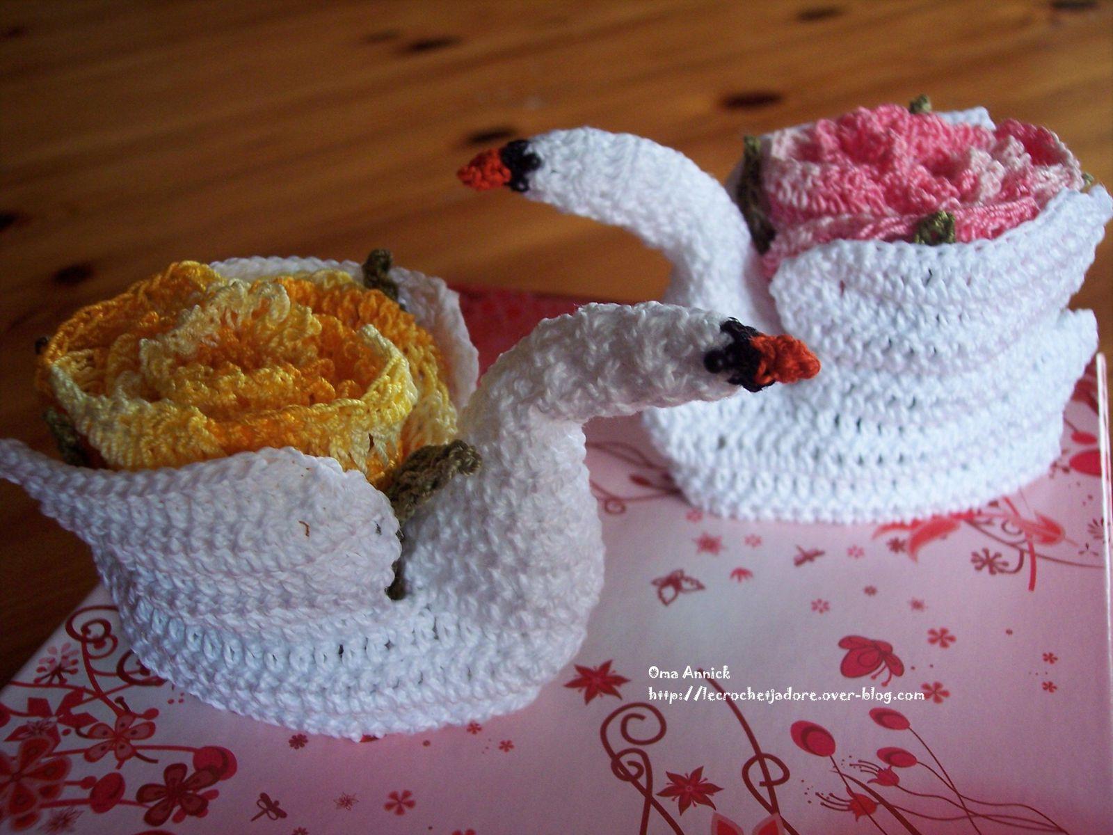 decoration crochet le blog de oma annick. Black Bedroom Furniture Sets. Home Design Ideas