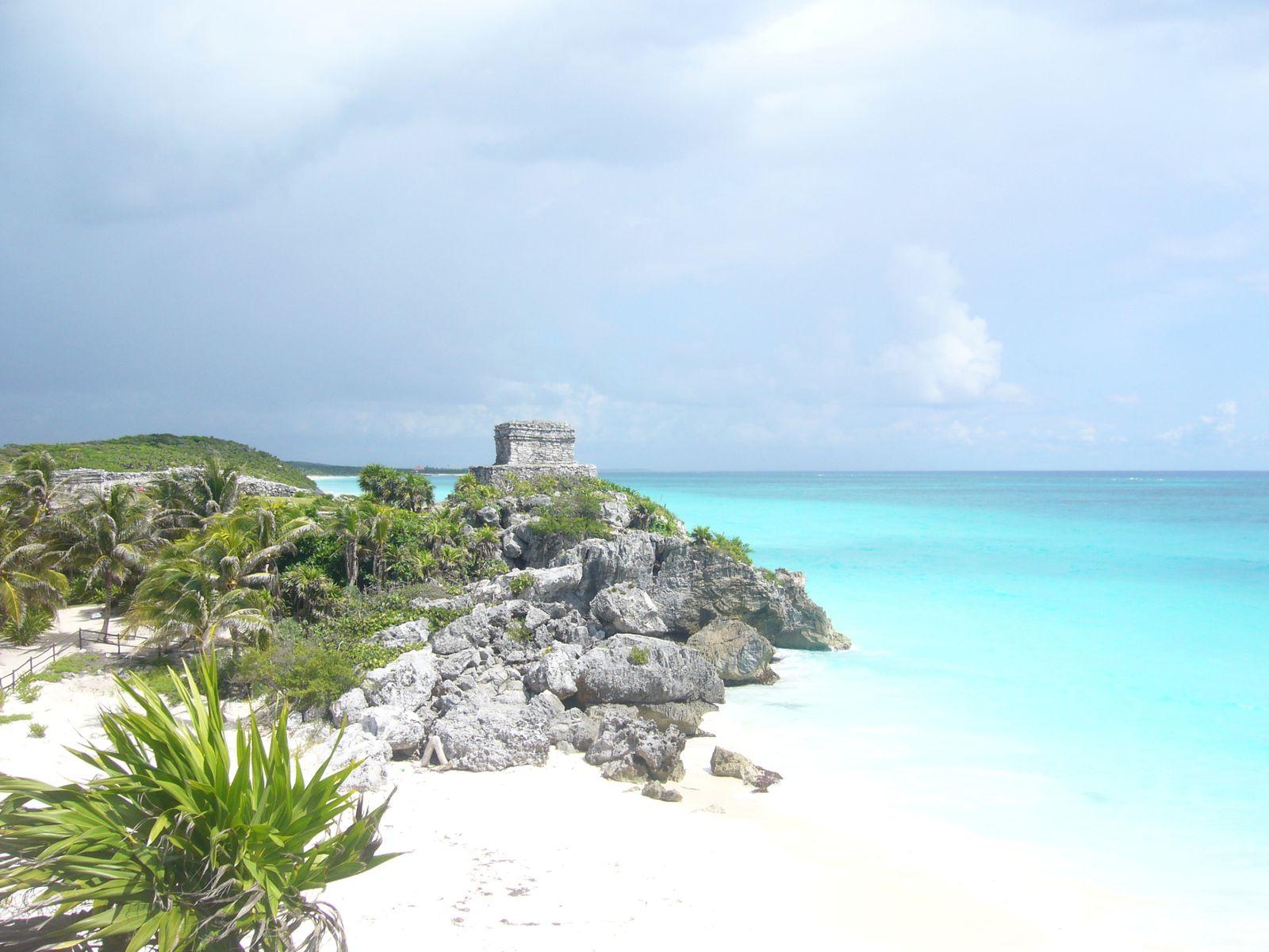Mexique : péninsule du Yucatan _  riviera maya _ photos philae (jo)