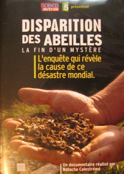 006r a CD Rom Sc-Avenirs Disparition Abeilles