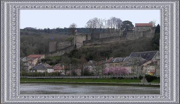 Le château de Sierck
