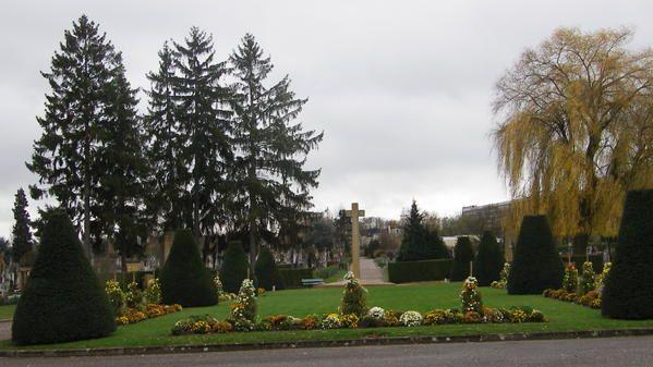 cimetière de l'est - entrée
