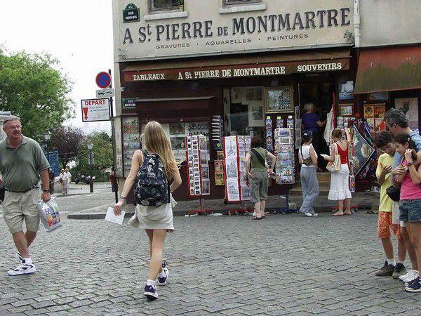parisienne 12 ans