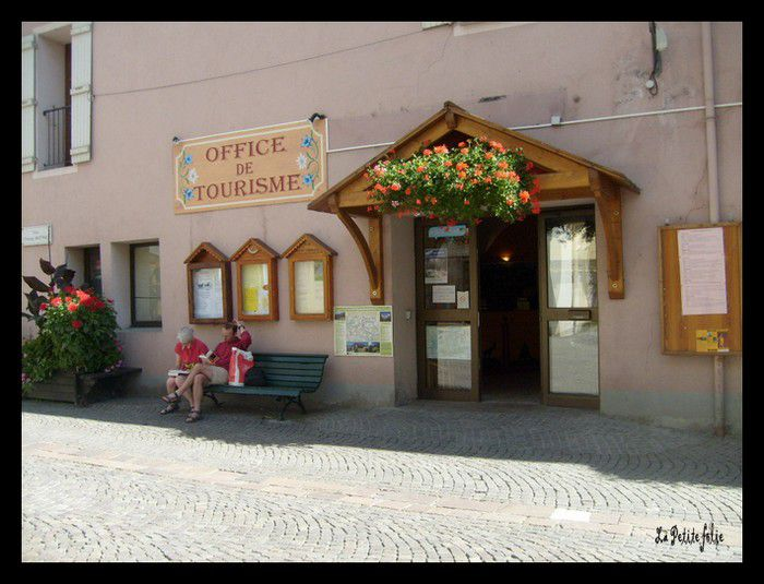 office de tourisme ubaye