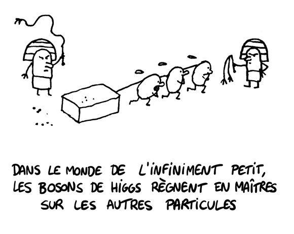 tyrans boson higgs