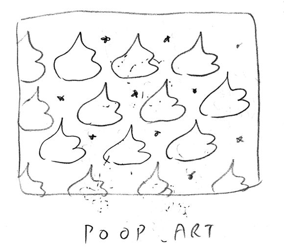 poopart