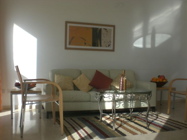 4 rooms, Okeanos ba Marina, herzliya with garden access