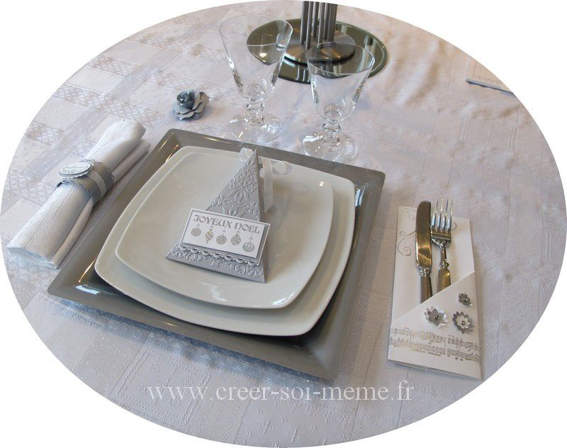 Dans la presse internet sonia d monstratrices for Table de noel argent et blanc