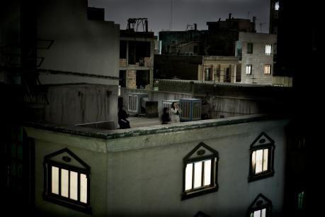 societe civile iran repression