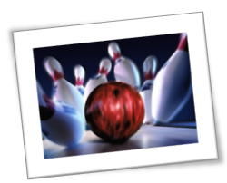 Photo-bowling