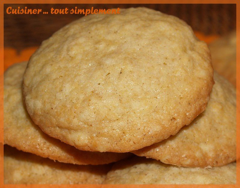 biscuits au gingembre cuisiner tout simplement le blog de cuisine de nathalie. Black Bedroom Furniture Sets. Home Design Ideas
