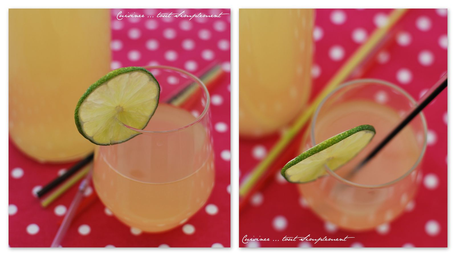 limonade citron pour adulte