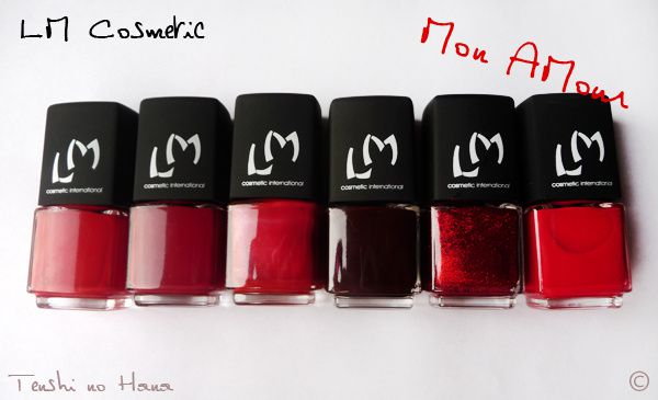 lm cosmetic mon amour