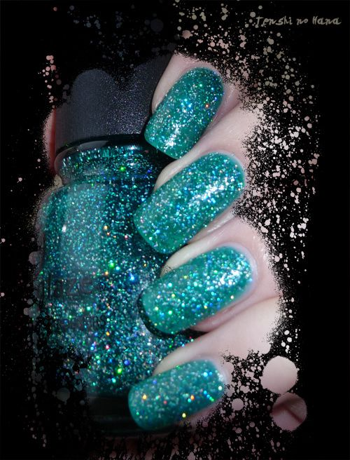 China Glaze Atlantis 1