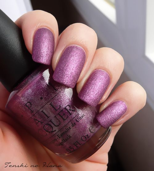 OPI We'll always have paris suede 3
