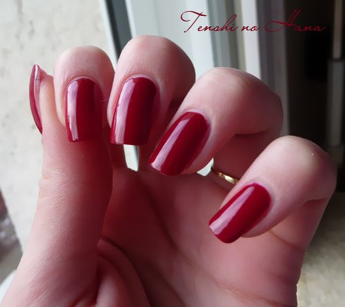 OPI quarter of a cent cherry 2