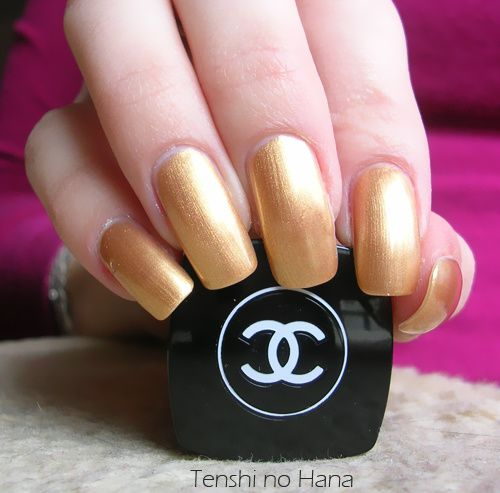 chanel facettes d'or 3