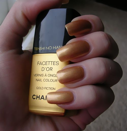chanel facettes d'or 4