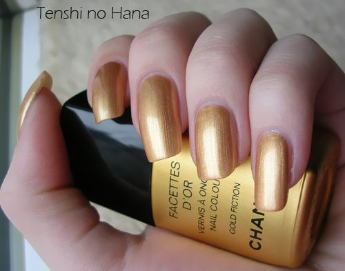 chanel facettes d'or 5