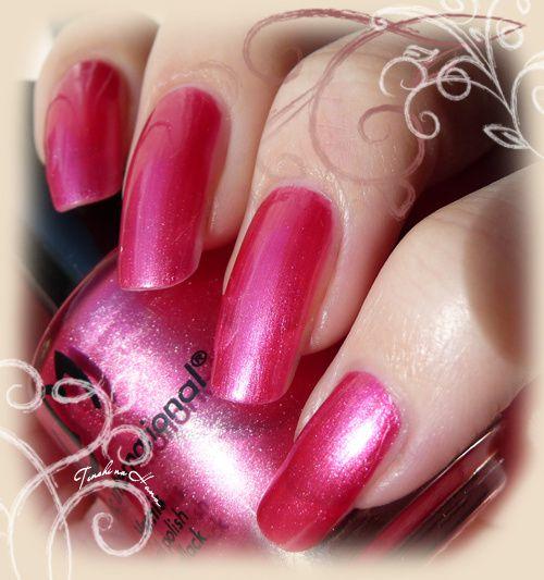 Lm cosmetic n26 rose fushia 1