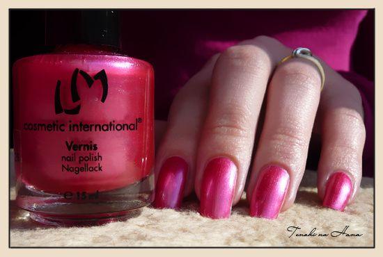 Lm cosmetic n26 rose fushia 2