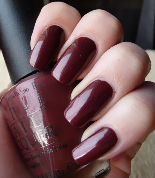 OPI Im Fondue of You 1
