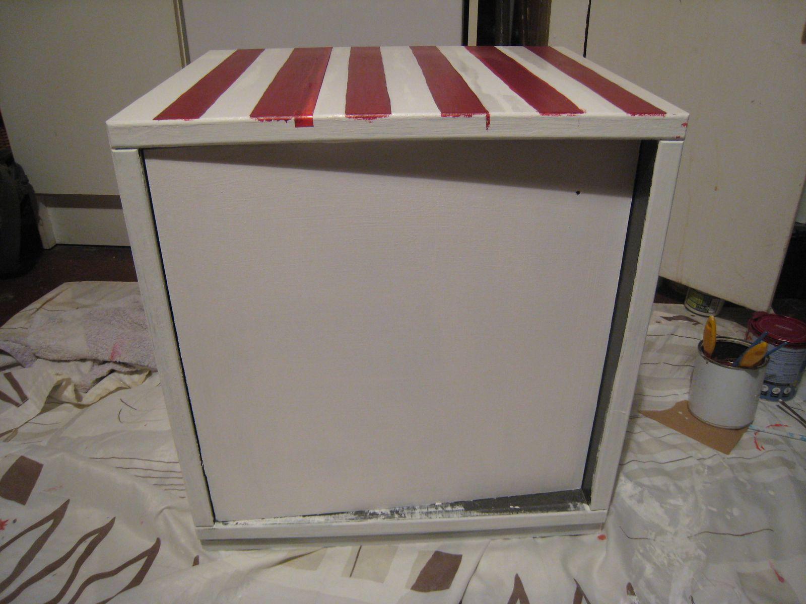 Mon petit meuble navy le blog de saucisse - Sous couche meuble stratifie ...