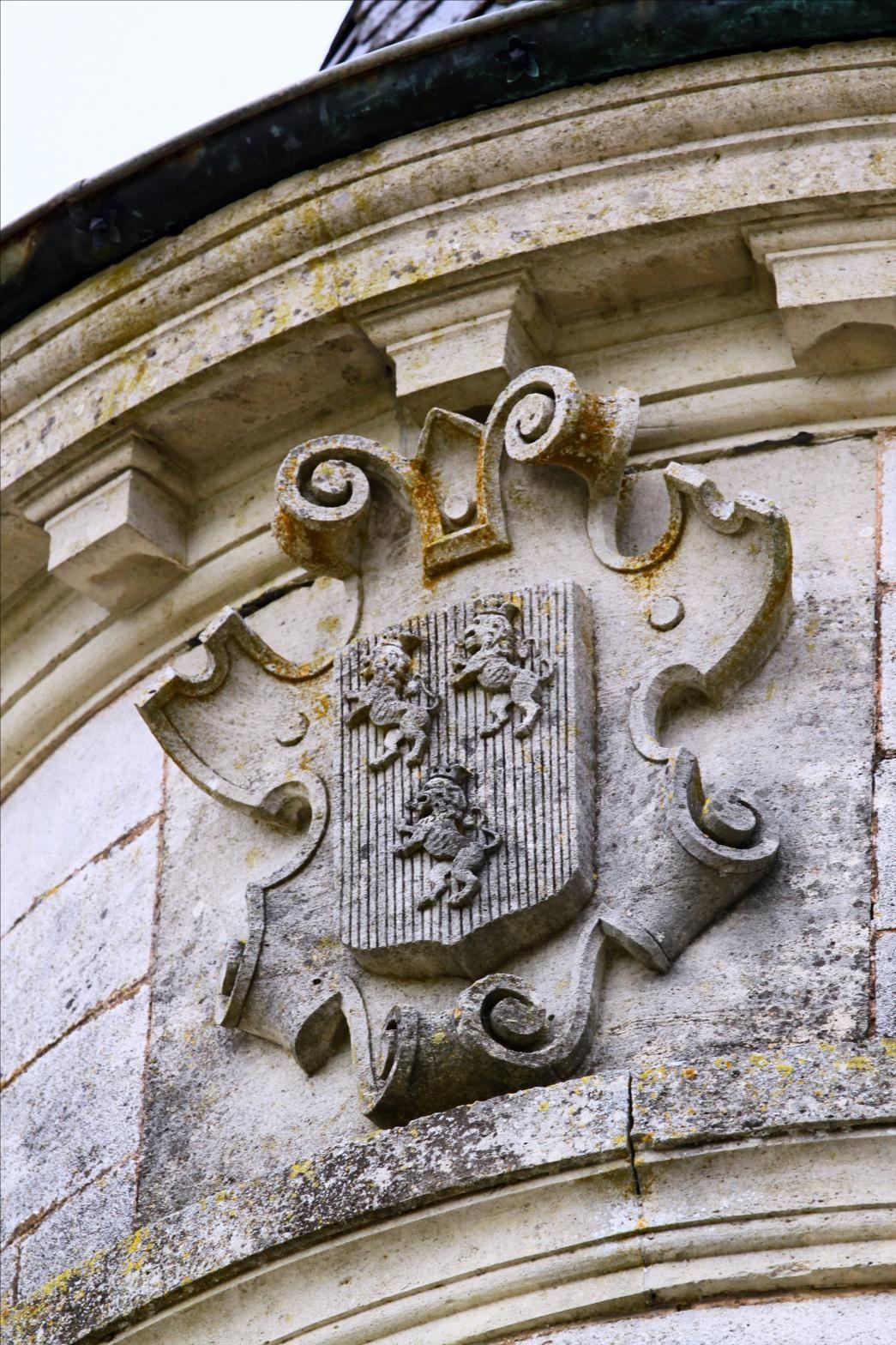 """une petite visite du Château de Thillombois, dans la Meuse, animé en ce dimanche par les """"Grenadiers de l'Empire"""""""