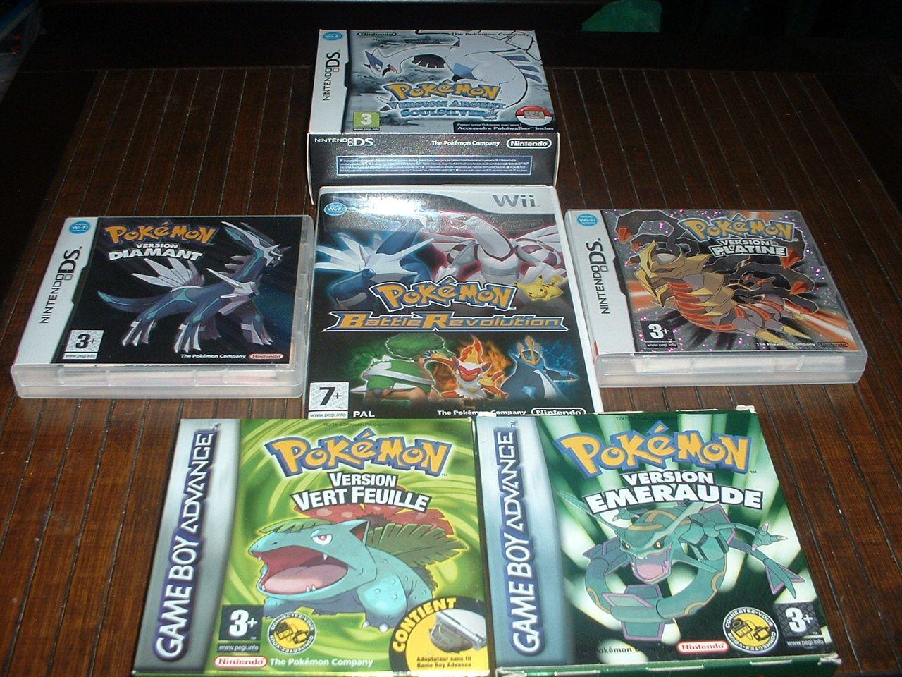 Jeux de pokemon platine - Jeux info pokemon ...