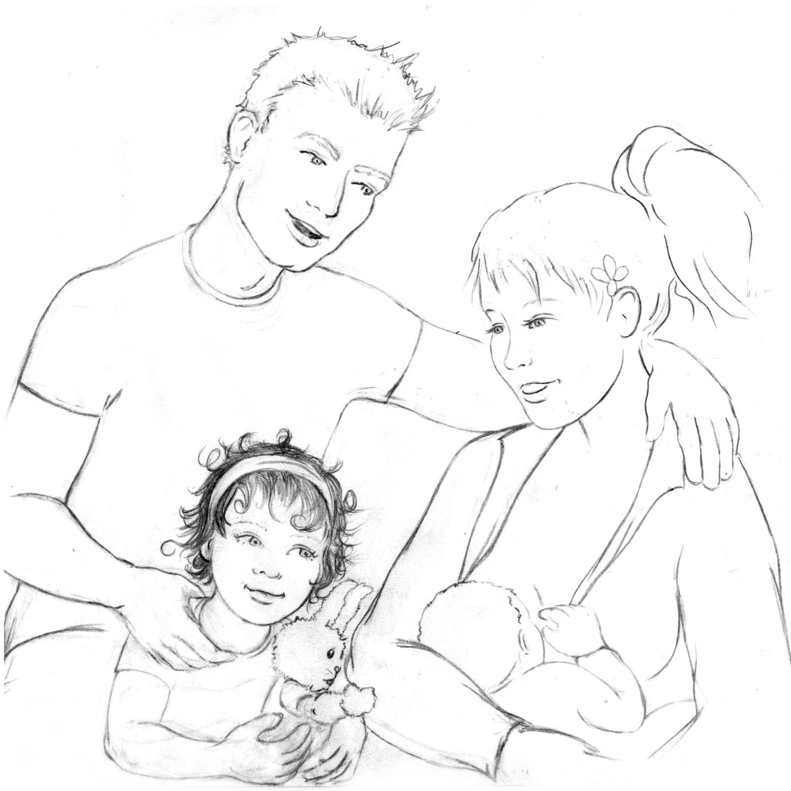 dessin allaitement florence megardon