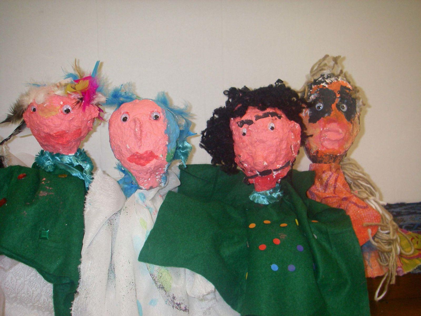 Marionnette Atelier de flo Ardennes
