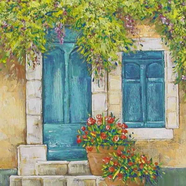 Le blog de 3silex tableaux peintures figuratives decoratives contemporaines de tres grands for Peinture pour la maison