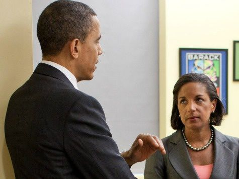 Image result for obama and susan rice in WH