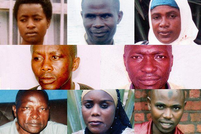 Disparitions au Rwanda