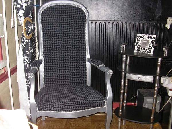 fauteuil voltaire 2 le blog de jessdeco02. Black Bedroom Furniture Sets. Home Design Ideas