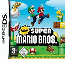 Jeux Nintendo DS New Super Mario Brothers