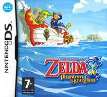 Jeux DS The Legend of Zelda Phantom Hourglass