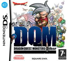 JEUX NINTENDO DS DRAGON QUEST MONSTERS