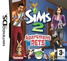 JEUX DS The Sims 2 Apartment Pets