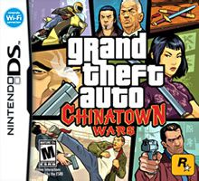 JEUX DS GRAND THEFT AUTO CHINATOWN