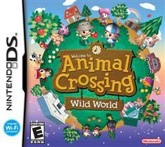 JEUX DS ANIMAL CROSSING