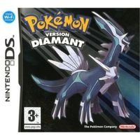 JEUX NINTENDO DS POKEMON DIAMANT