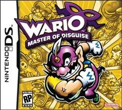 JEUX NINTENDO DS WARIO MASTER OF DISGUISE