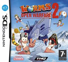 Jeux Nintendo DS Worms Open Warfare 2